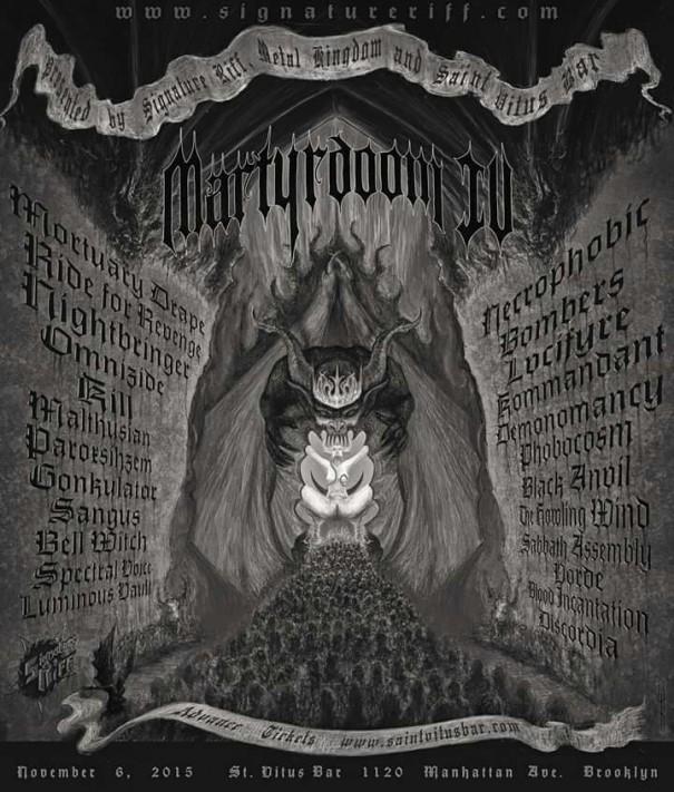 Martyrdoom IV