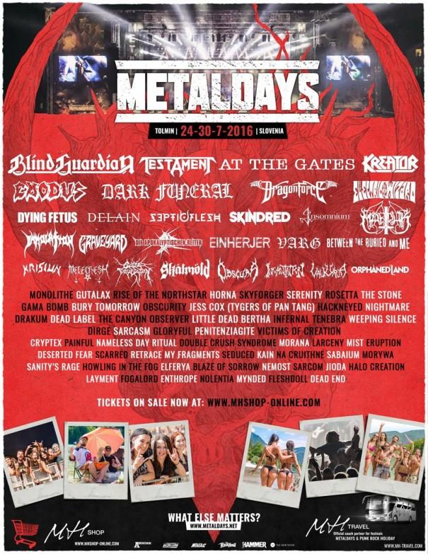 MetalDays Festival 2016