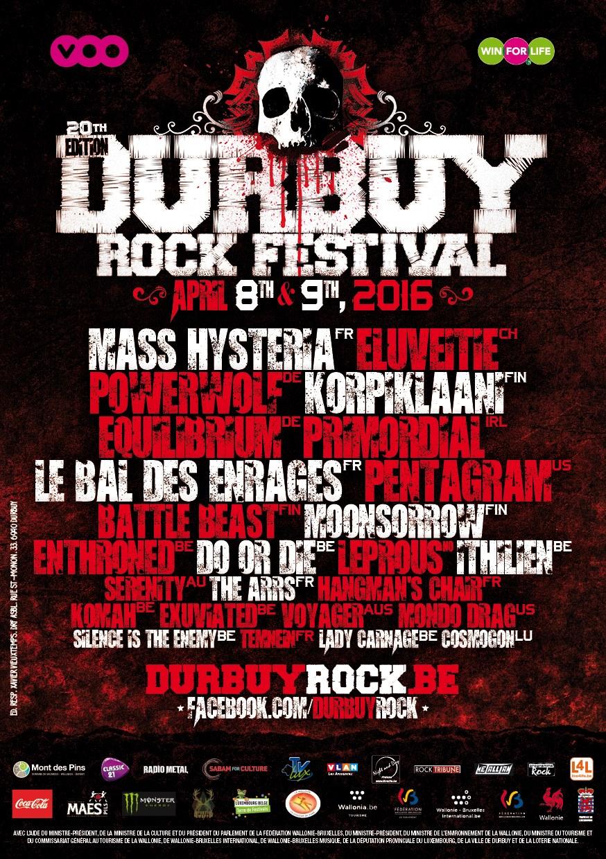 Durbuy Rock Festival 2016