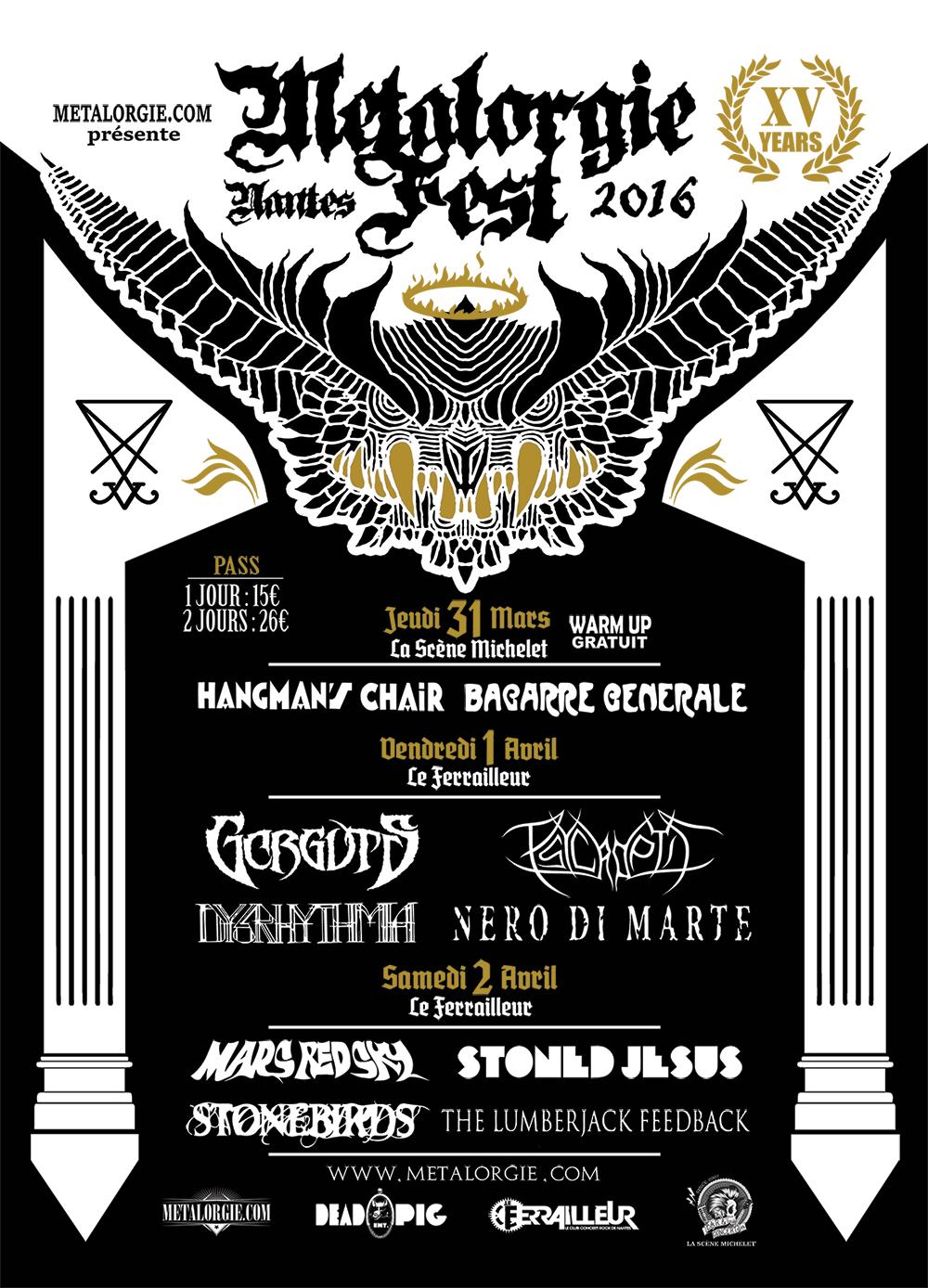 Metalorgie Fest 2016