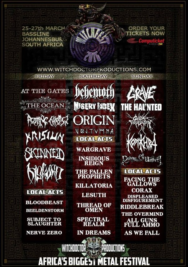 Witchfest 2016