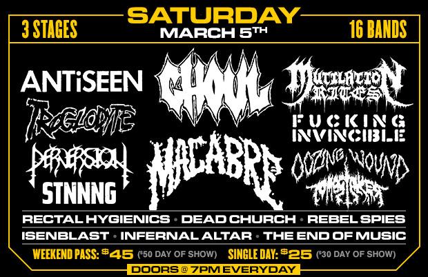 Berserker Fest 2016 Day 3