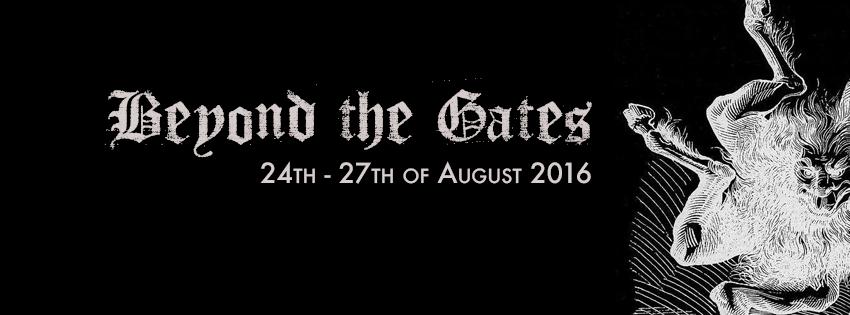 Beyond The Gates 2016
