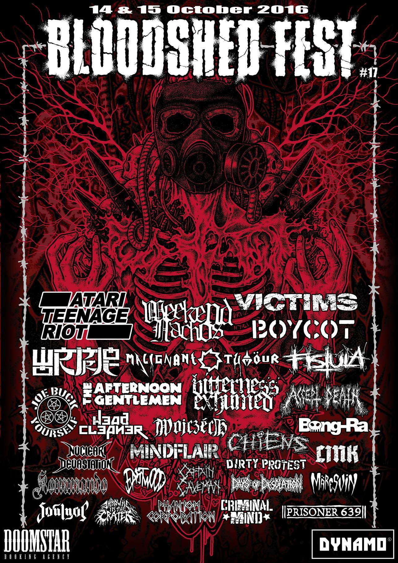 Bloodshed Fest 2016