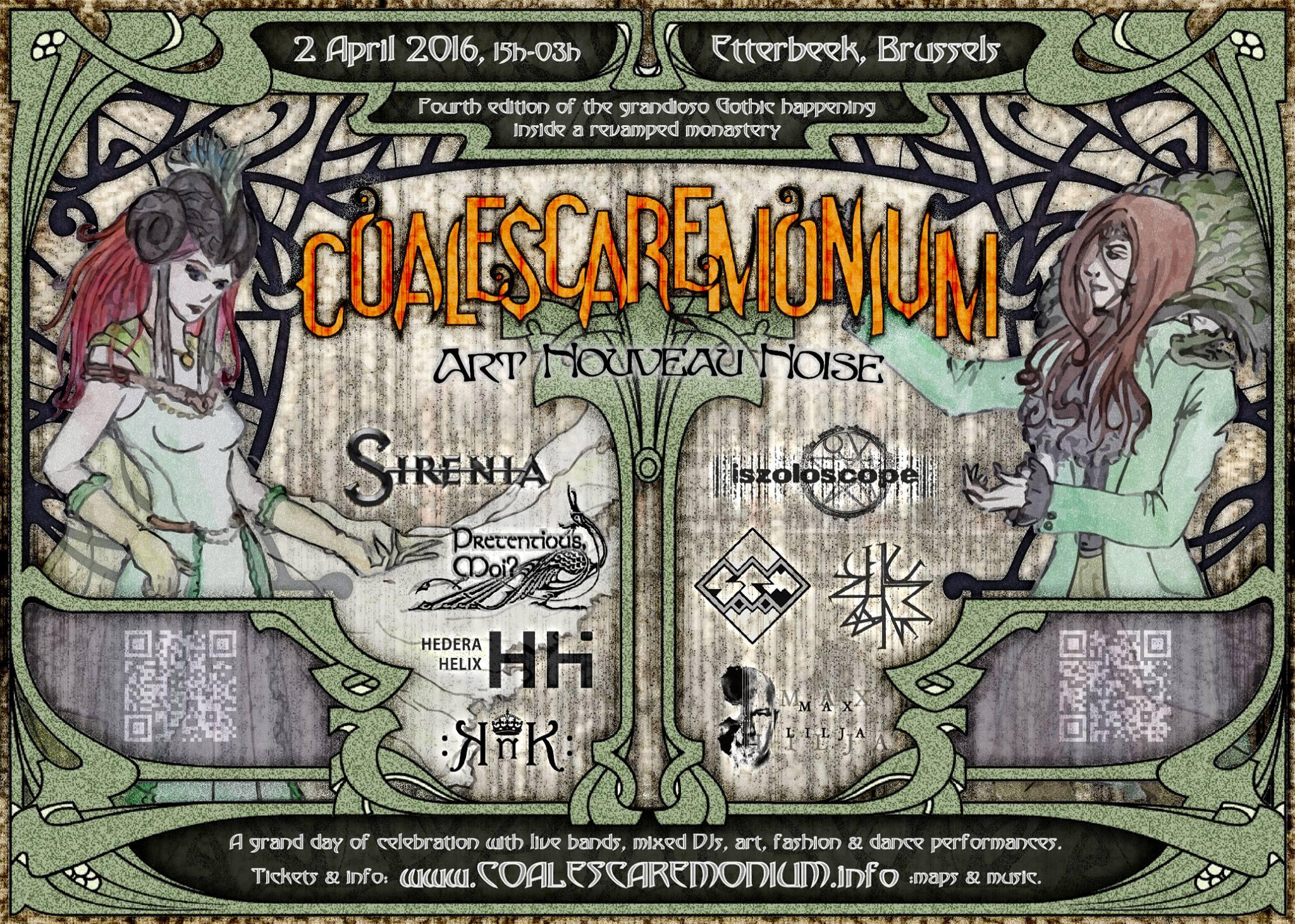 Coalescaremonium - Art Nouveau Noise