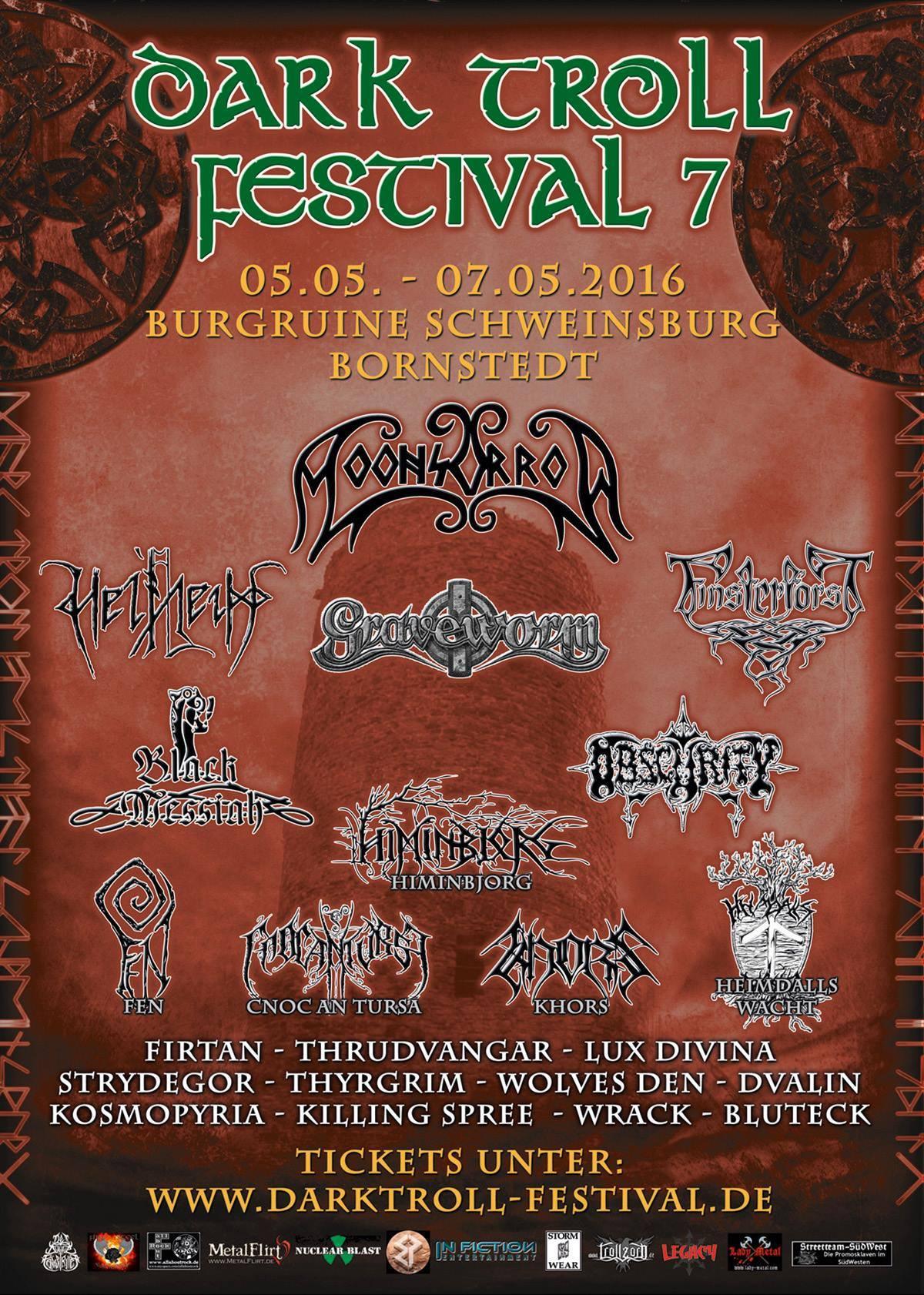 Dark Troll Festival 2016