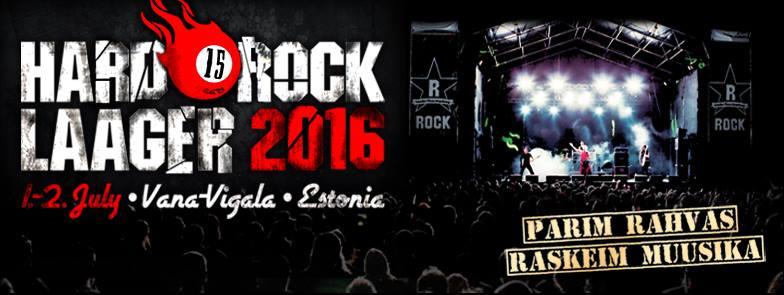Hard Rock Laager 2016