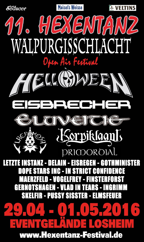 Hexentanz Festival 2016