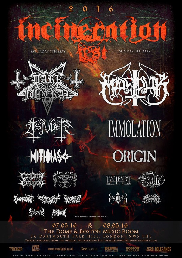 Incineration Festival 2016