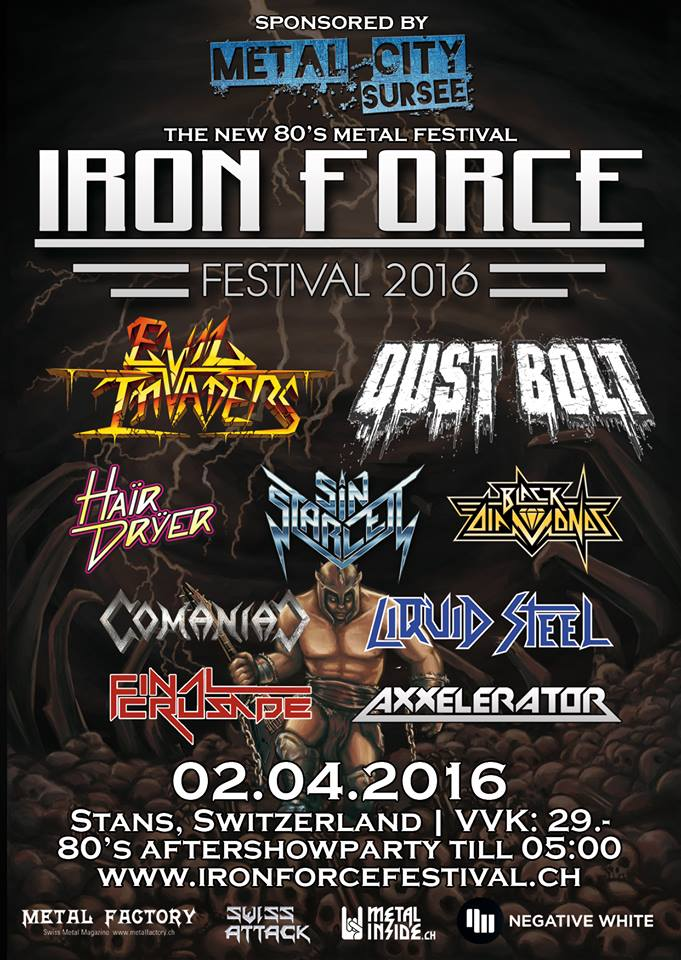 Iron Force Festival 2016
