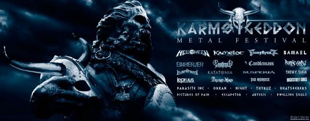Karmøygeddon Metal Festival 2016