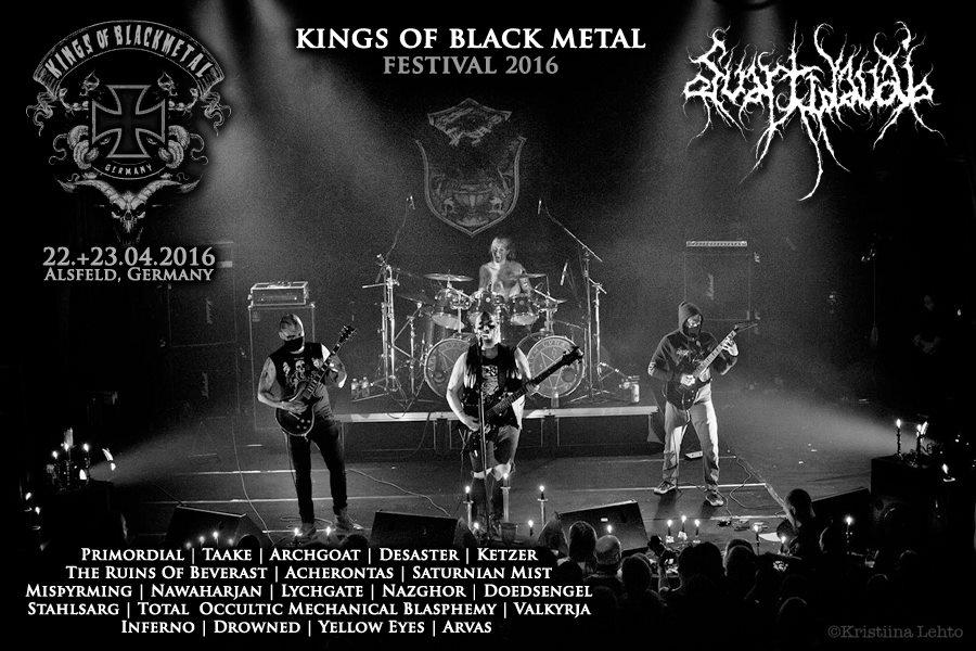 Kings Of Black Metal 2016