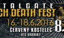 Metal Gate Czech Death Fest 2016