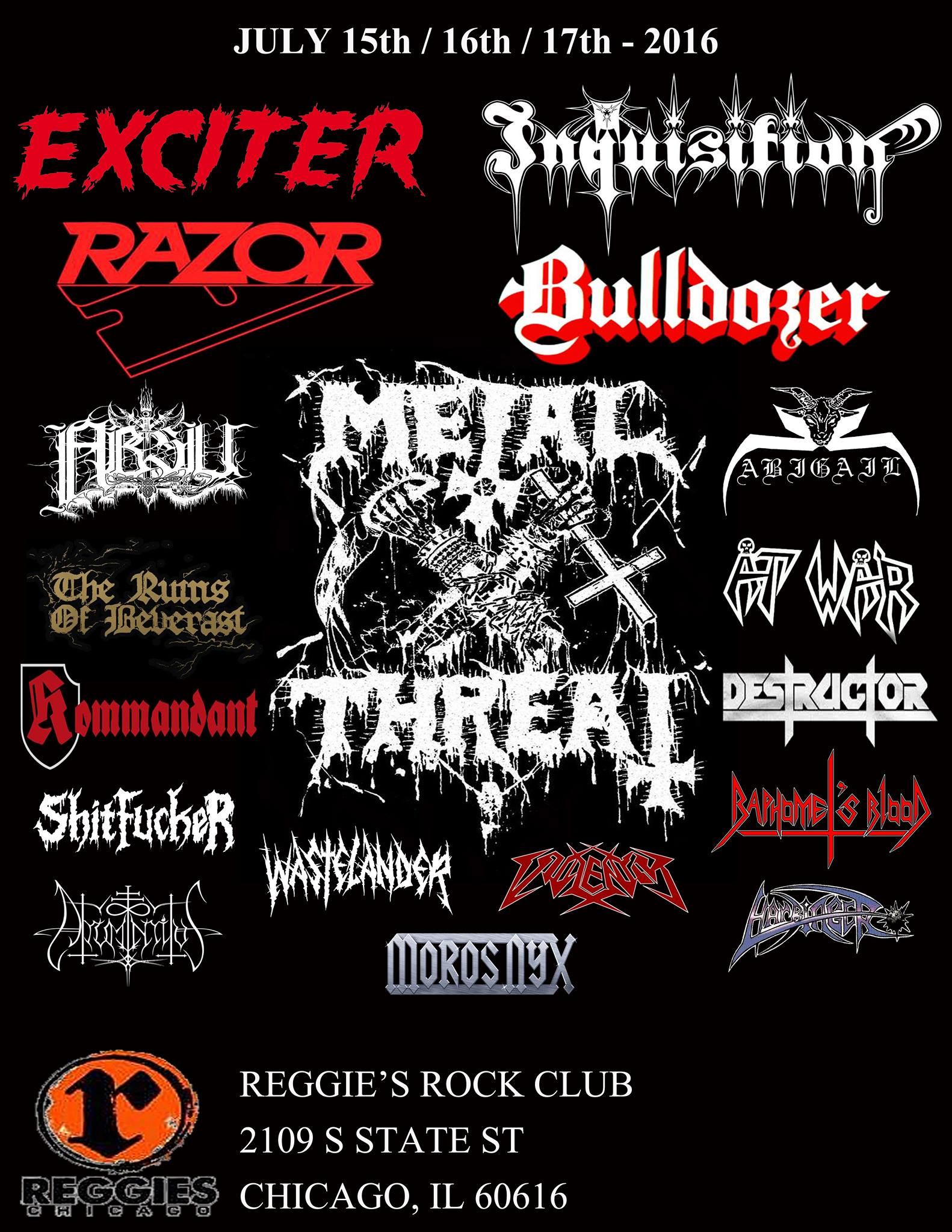 Metal Threat Fest 2016