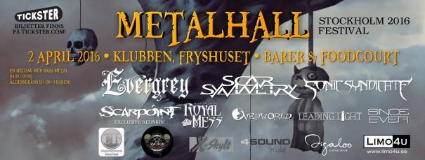 MetalHall 2016