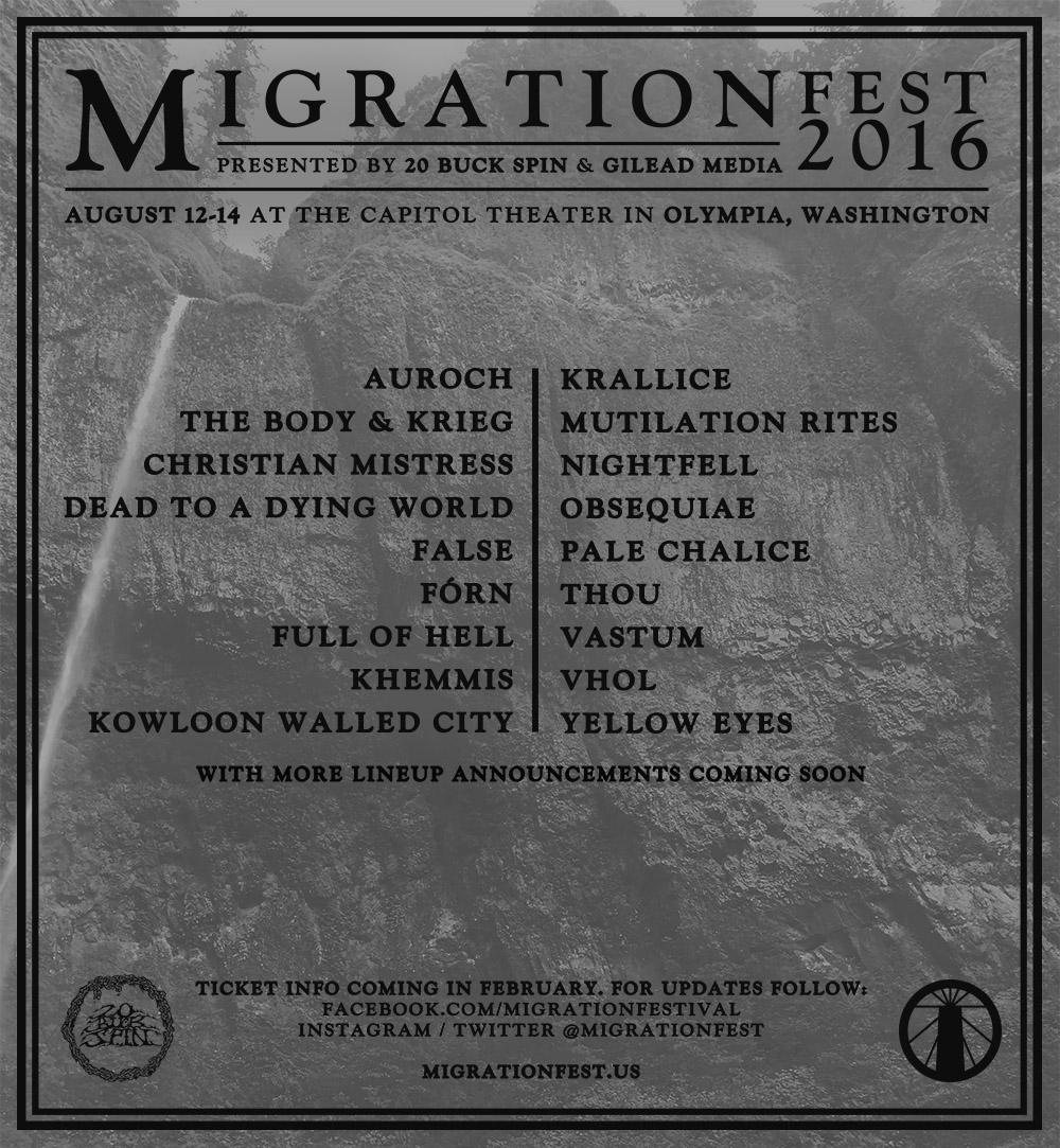 Migration Fest 2016
