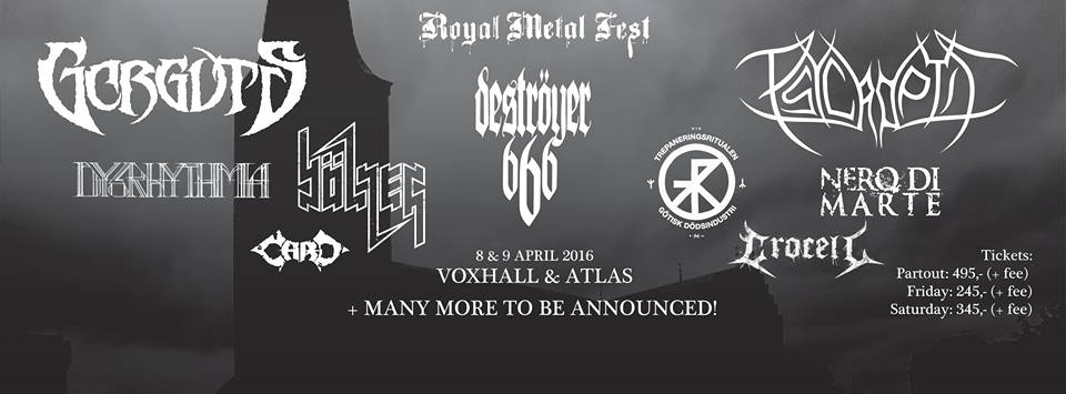 Royal Metal Fest 2016