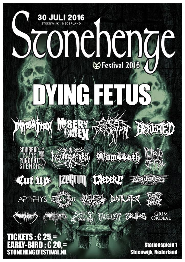 Stonehenge Festival 2016