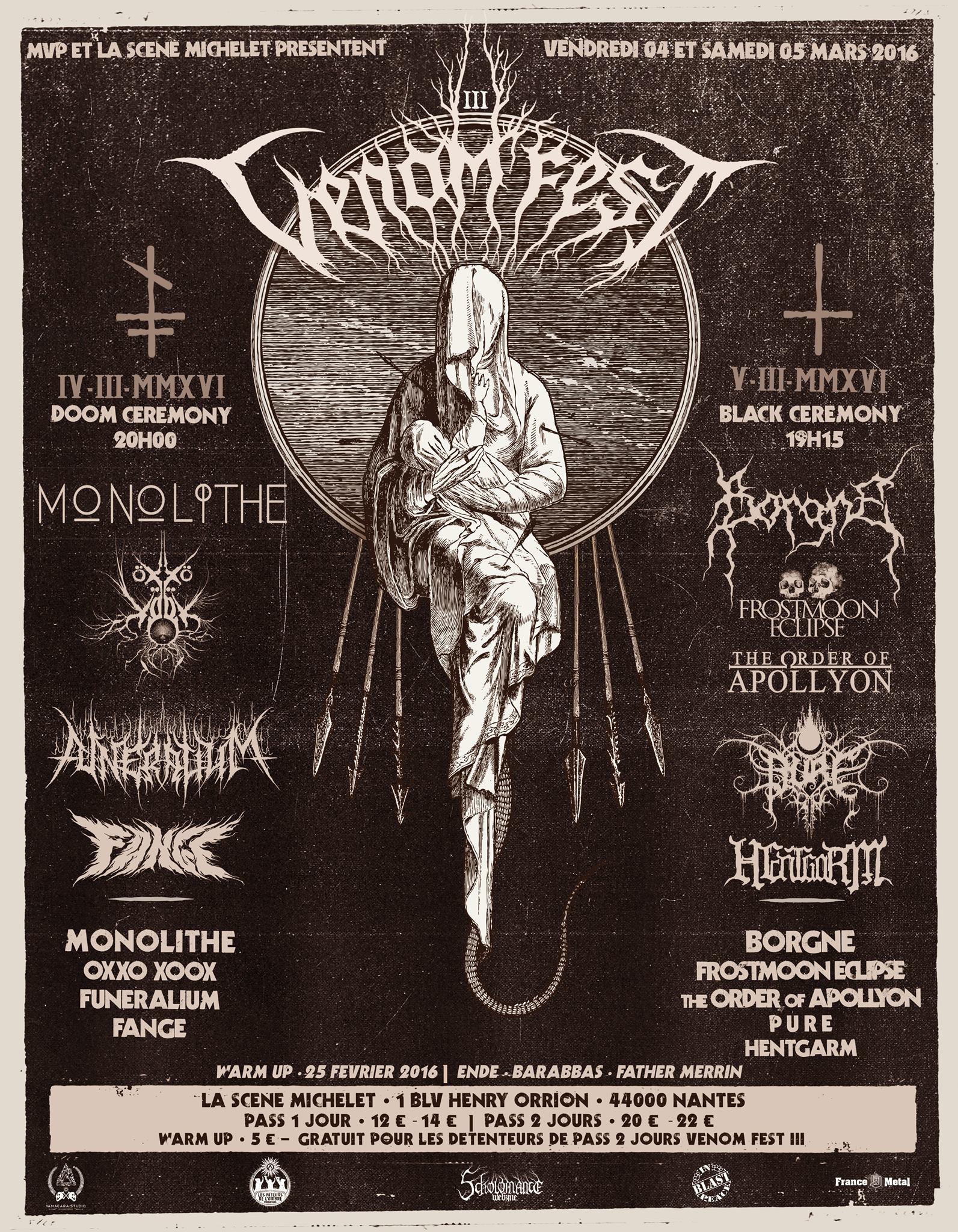 Venom Fest 2016