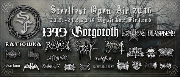 Steelfest Open Air 2016