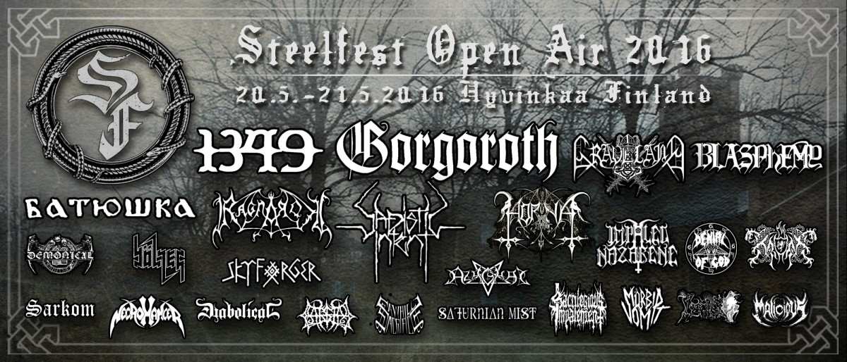 Steelfest Open Air 2016