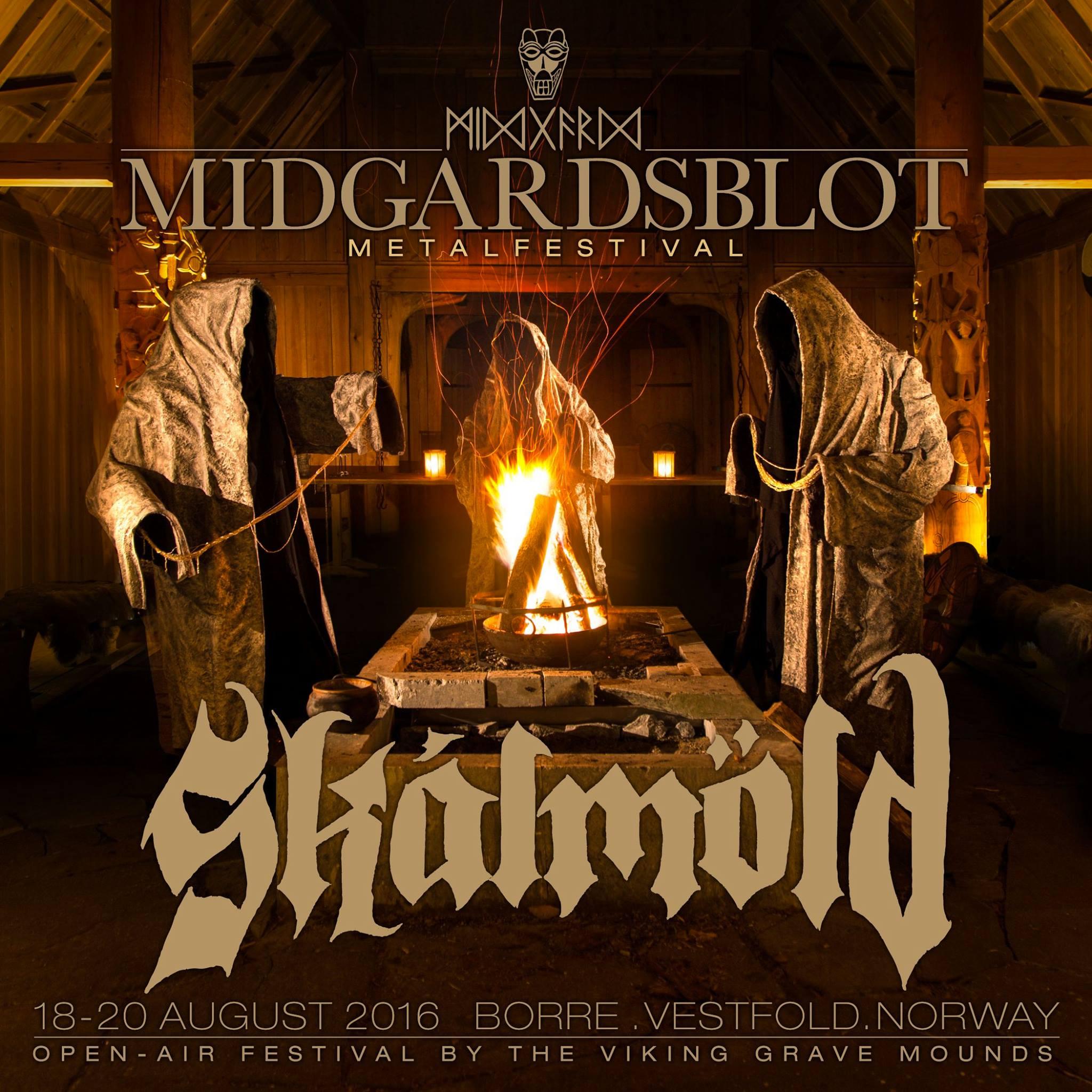 Midgardsblot Metal Festival 2016