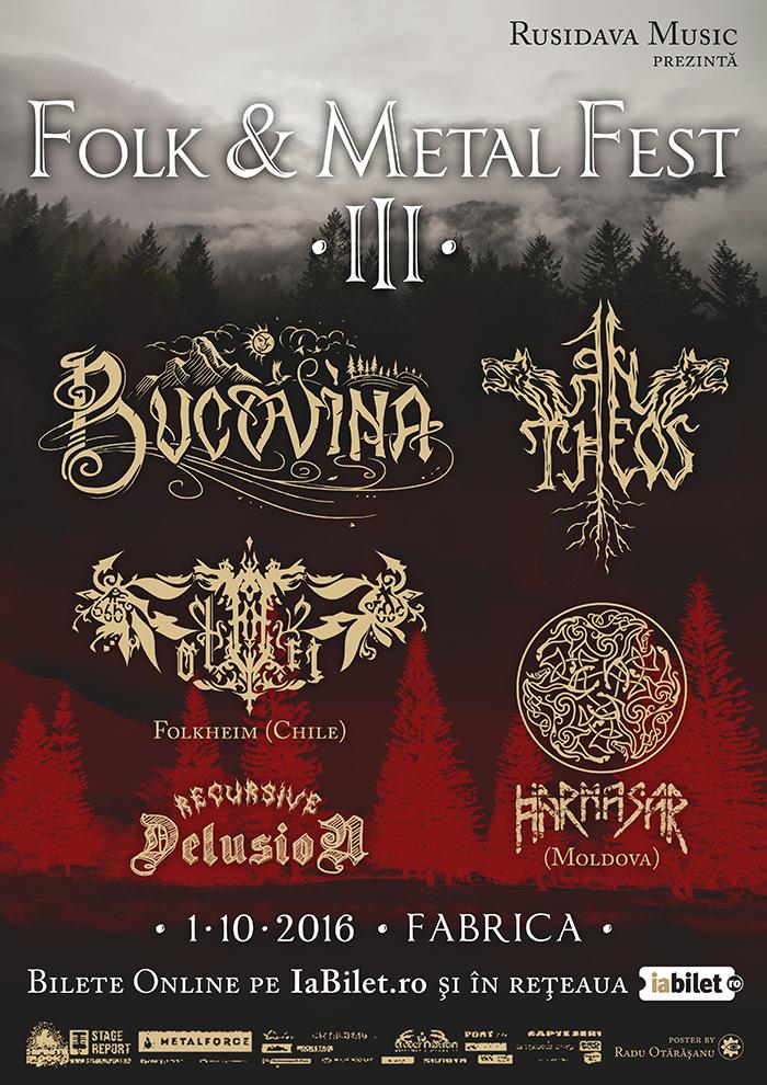 Folk & Metal Fest III
