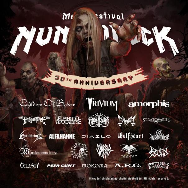 Nummirock 2016