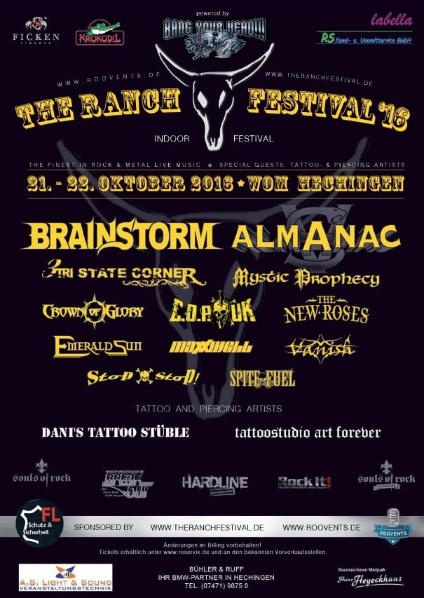 The Ranch Festival 2016
