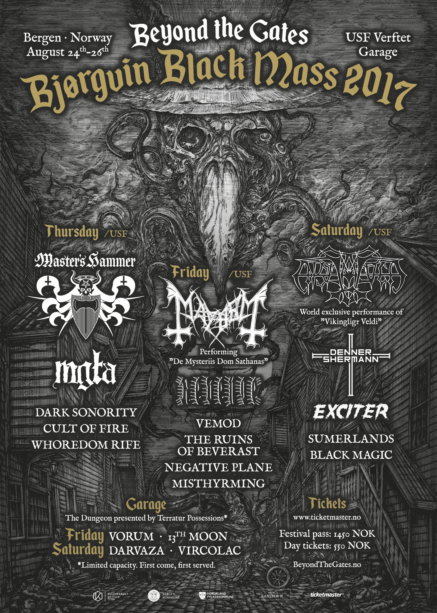 Beyond the Gates 2017