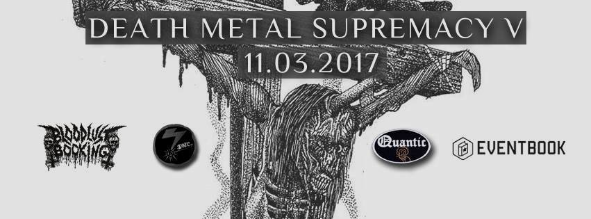 Death Metal Supremacy V