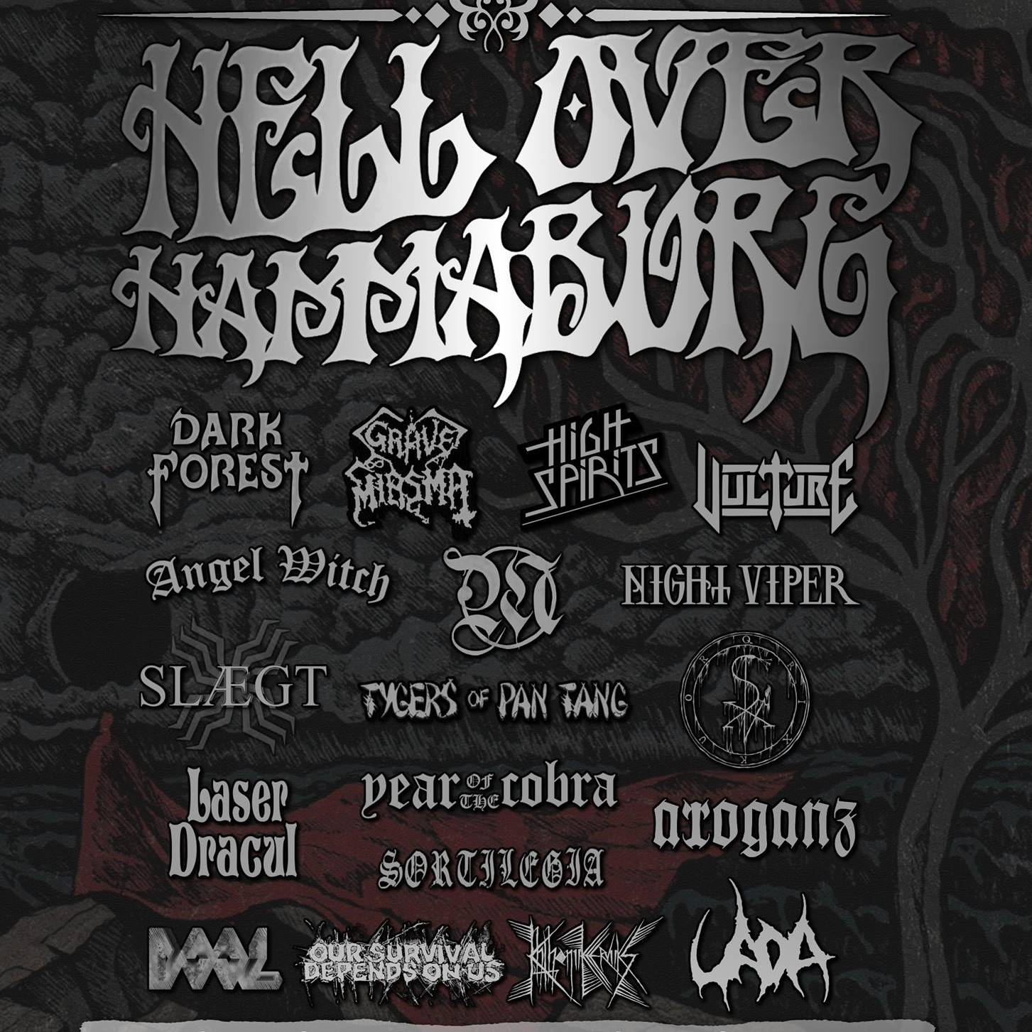 Hell over Hammaburg 2017