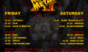 House Of Metal Festival 2017 Schedule