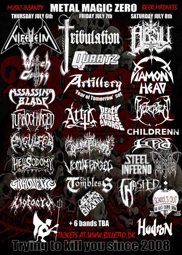 Metal Magic Festival 2017 1