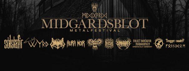 Midgardsblot Metalfestival 2017