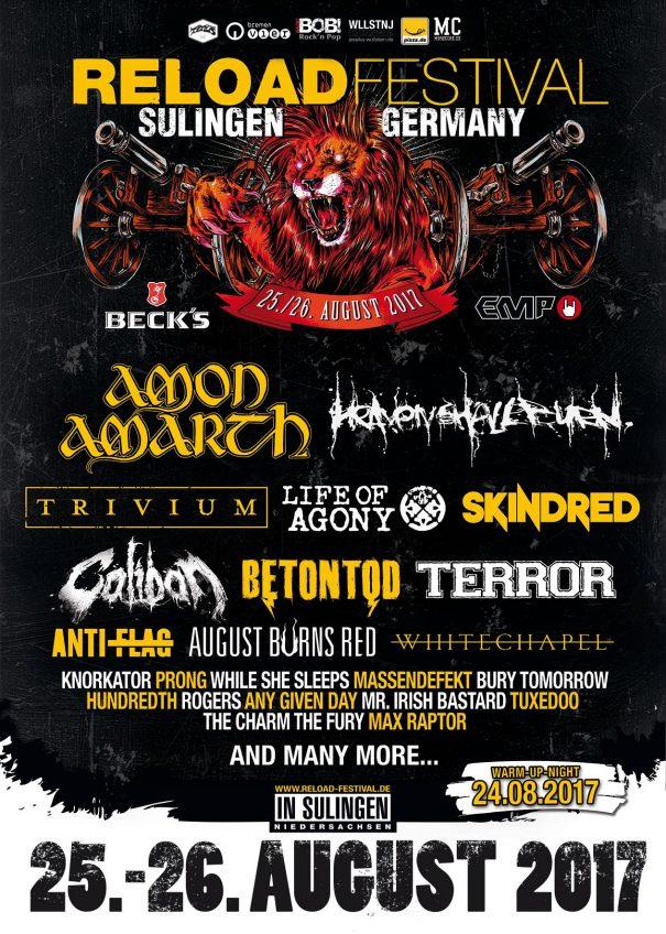 Reload Festival 2017