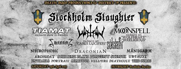 Stockholm Slaughter 2017