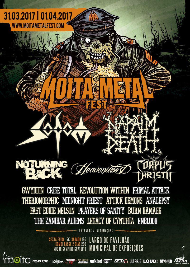 Moita Metal Fest 2017