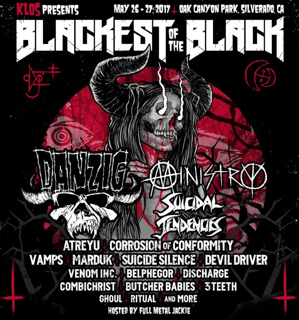 Blackest Of The Black 2017