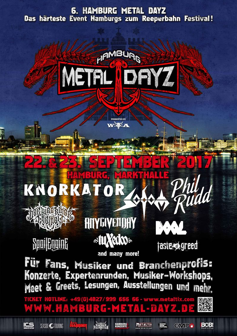 Hamburg Metal Dayz 2017