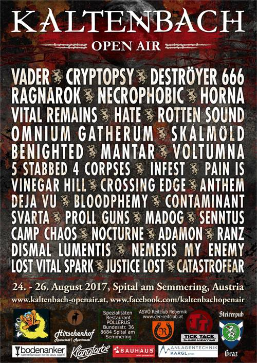 Kaltenbach Open Air 2017