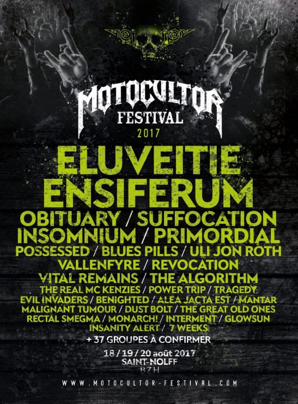 Motocultor Festival 2017
