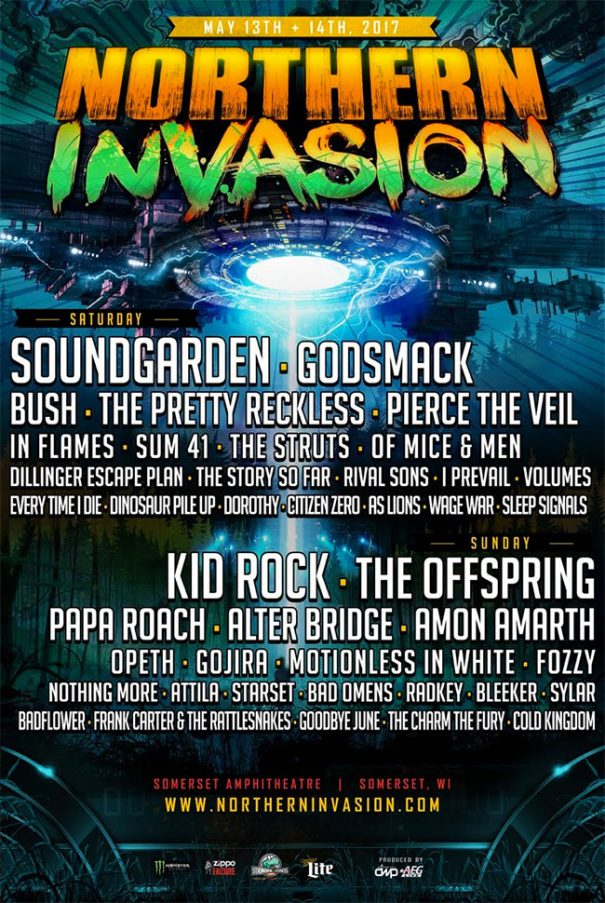 Northern Invasion 2017