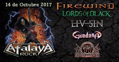 Atalaya Rock Festival 2017
