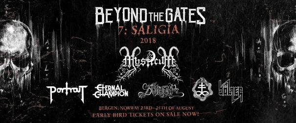 Beyond the Gates 2018