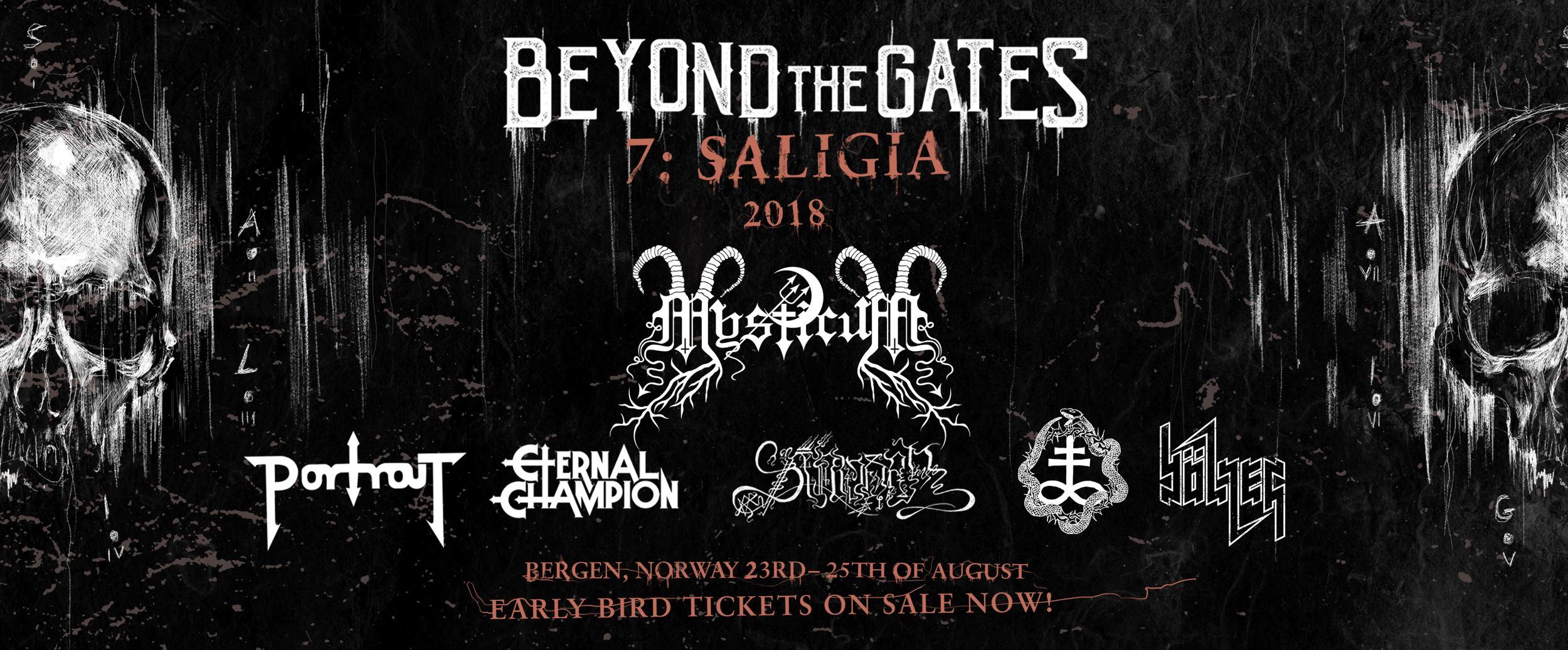 Beyond the Gates 2018