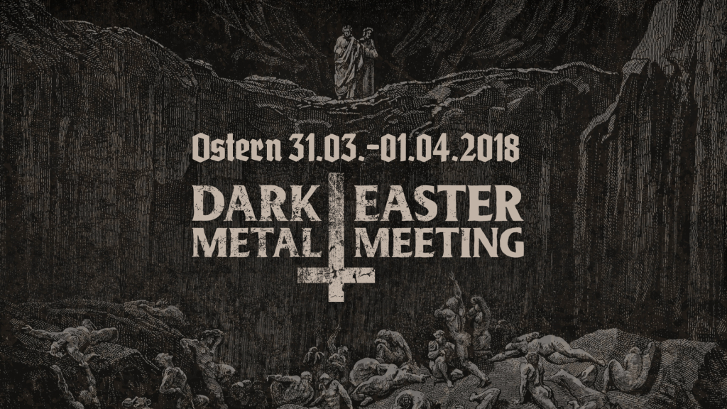 Dark Easter Metal Meeting 2018