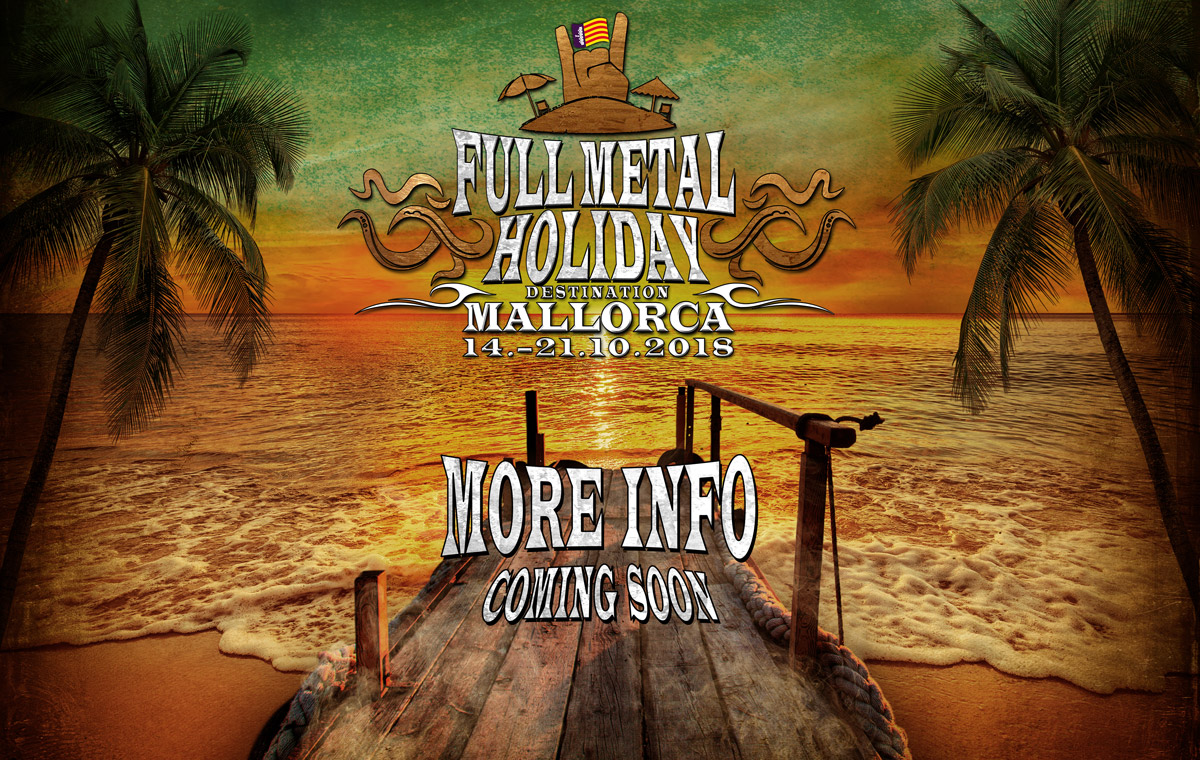 Full Metal Holiday 2017