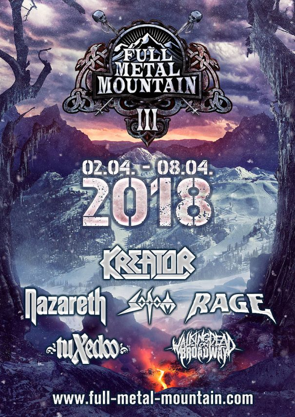 Full Metal Mountain 2018