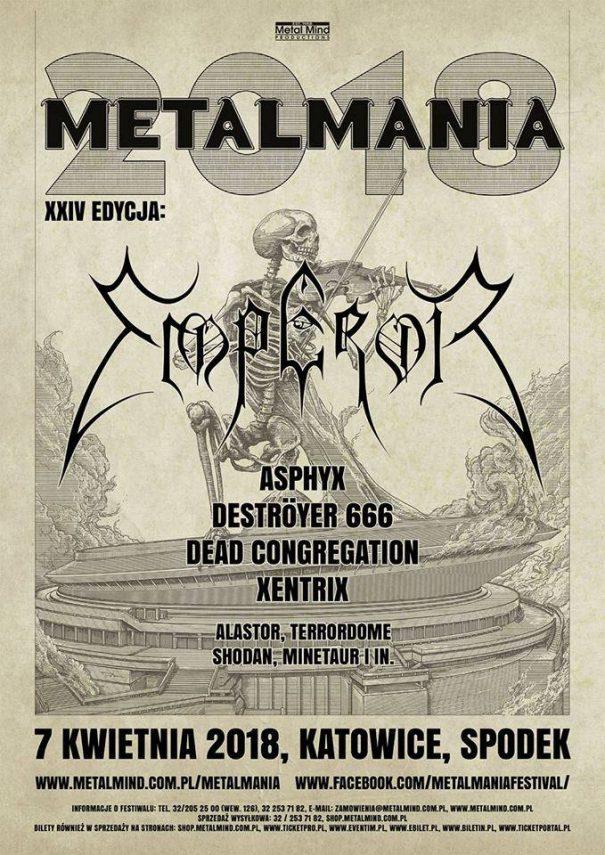 Metal Mania 2018